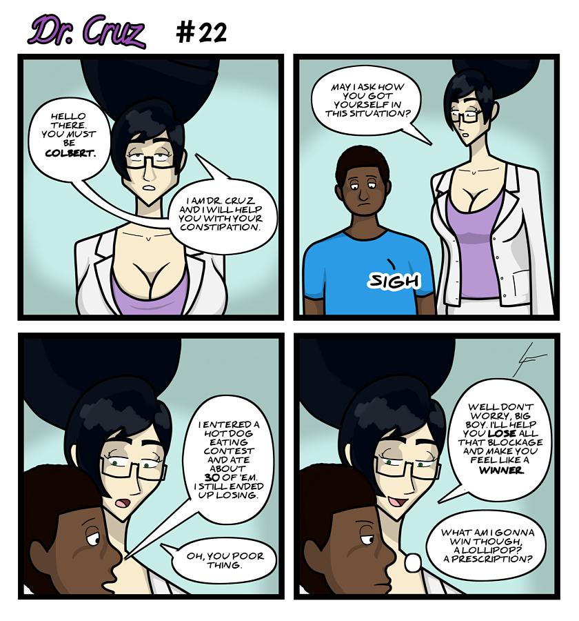Dr. Cruz #22